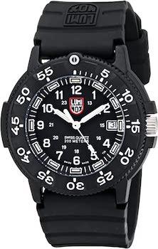 Luminox Quartz Navy Seal Dive Watch