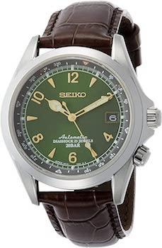 Seiko Men's Stainless Steel Japanese-Automatic sarb017