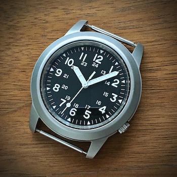 Seiko snk809 dial