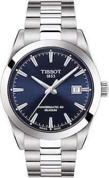 Tissot-Gentlemans-Blue-Dial