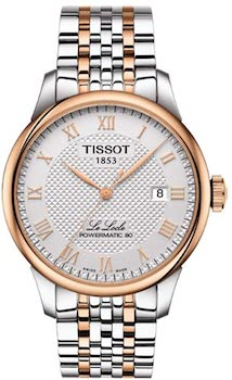 Tissot T-Classic Automatic Silver Dial Men's Watch T006.407.22.033.00