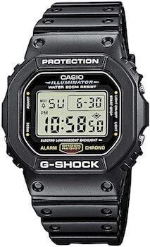 Casio G-SHOCK DW-5600-1V