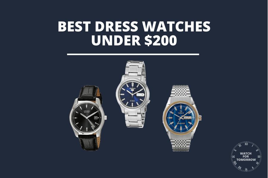 Best dress watches under 200