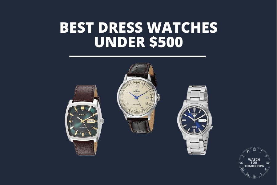 Best dress watches under 500