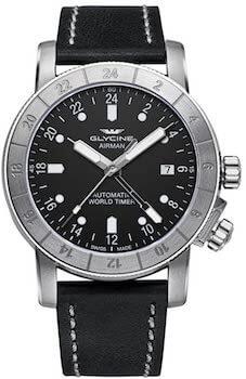 Glycine Airman 42 GMT Watch