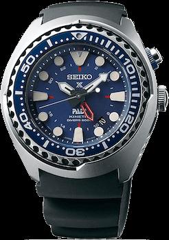 Seiko SUN065 Padi GMT Diver Watch