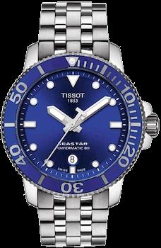 Tissot Seastar 1000 Powermatic 80 Swiss Quartz Dive Watch