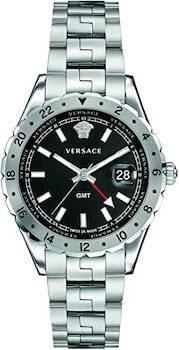 Versace Men's Hellenyium GMT Watch