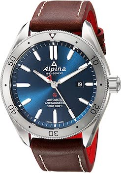 Alpina Alpiner 4 Stainless Steel Automatic Watch