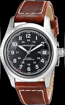 Hamilton Khaki Field Dial Watch
