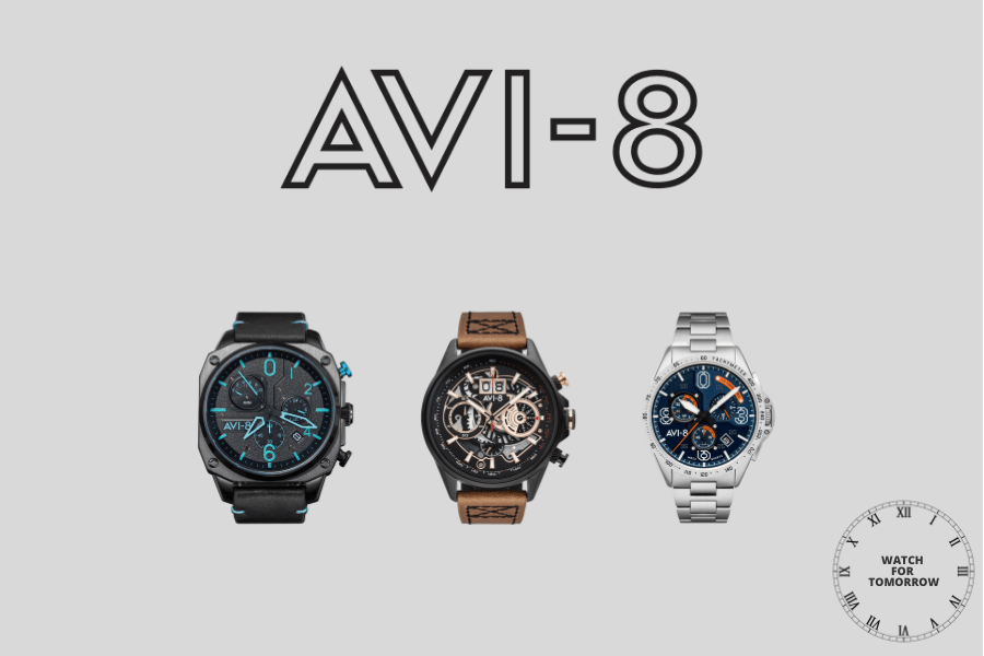 Avi-8 watches review