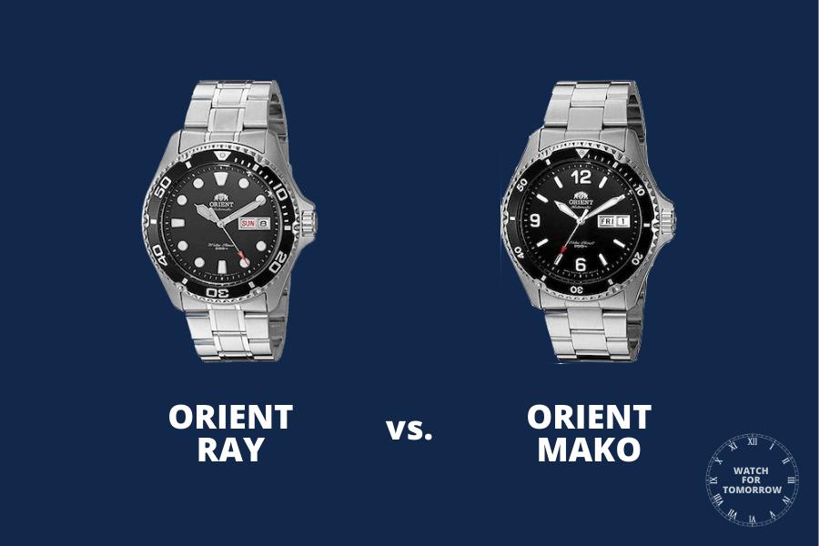 Orient Ray vs. Mako