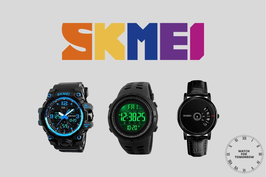 Skmei watch reviews